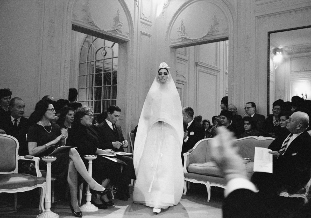 Dior Haute Couture, 1954