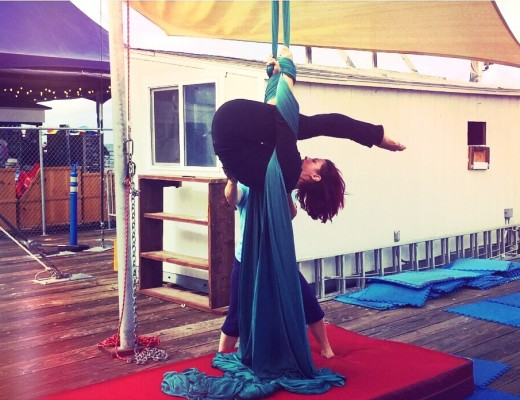 Laura Dahl | Aerial Silks