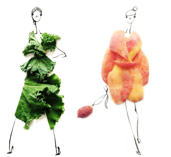 high fashion fruits and vegetables nutrition plant diet